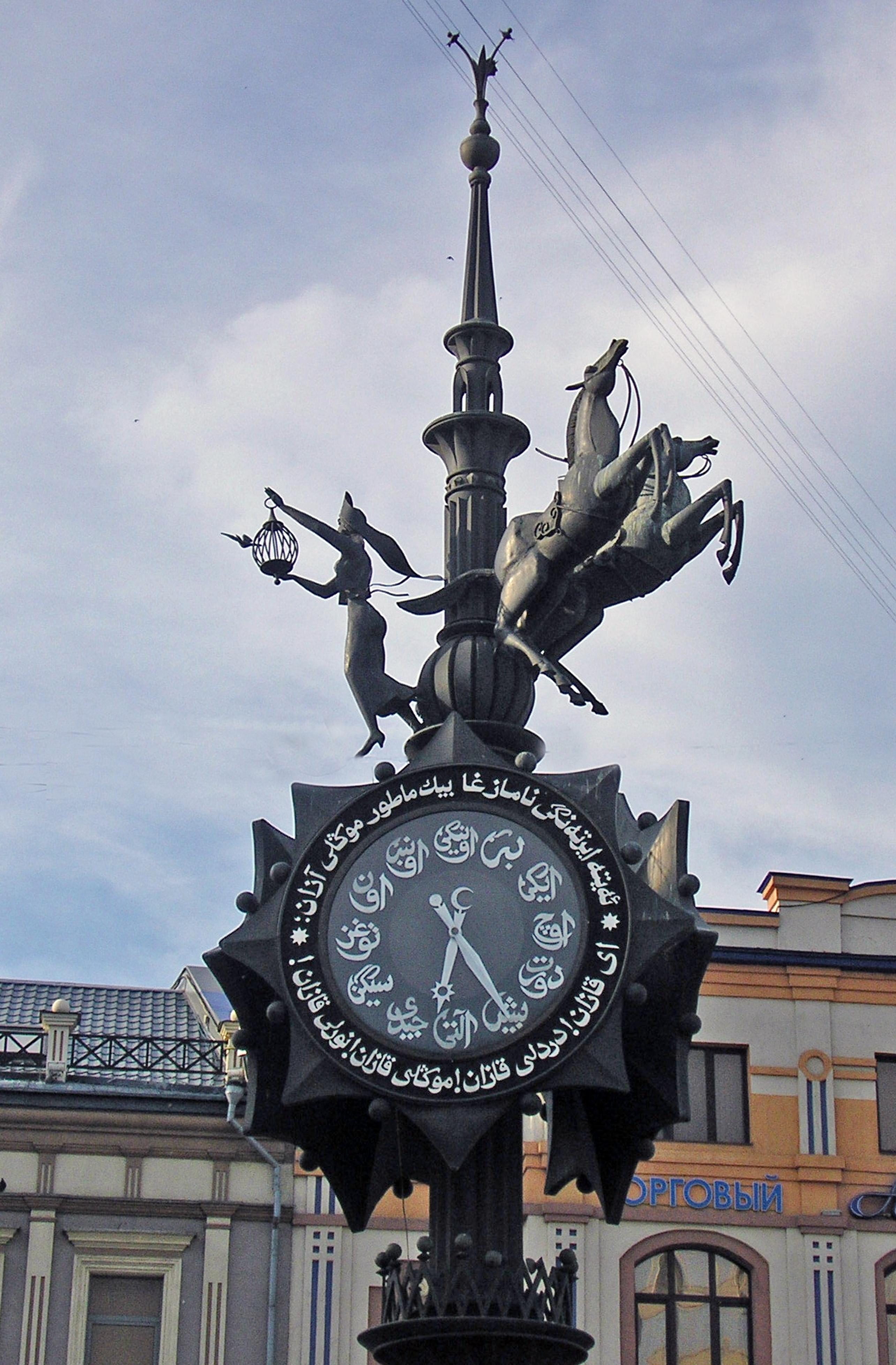 Фото Городские часы
