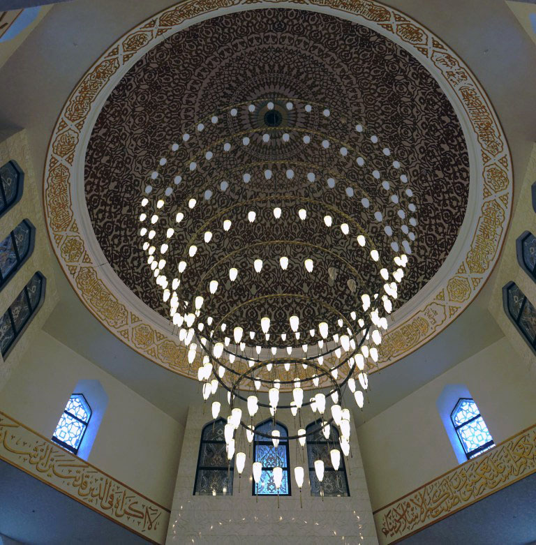 Фото Серия художественных работ для Памятного знака в честь принятия ислама (г. Болгар)